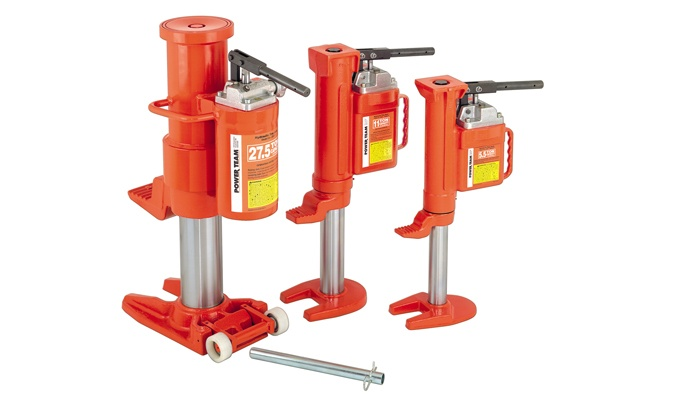 Lifting Car Jack 5Ton Hydraulic Low Lift Toe Jack