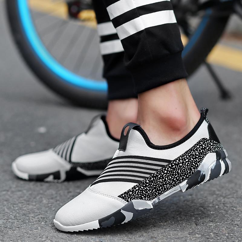 Мужчины обувь мужчины кроссовки на открытом воздухе skatebords спорт обувной для жёсткая граф скольжение - на свободного покроя скейтбординг обувь