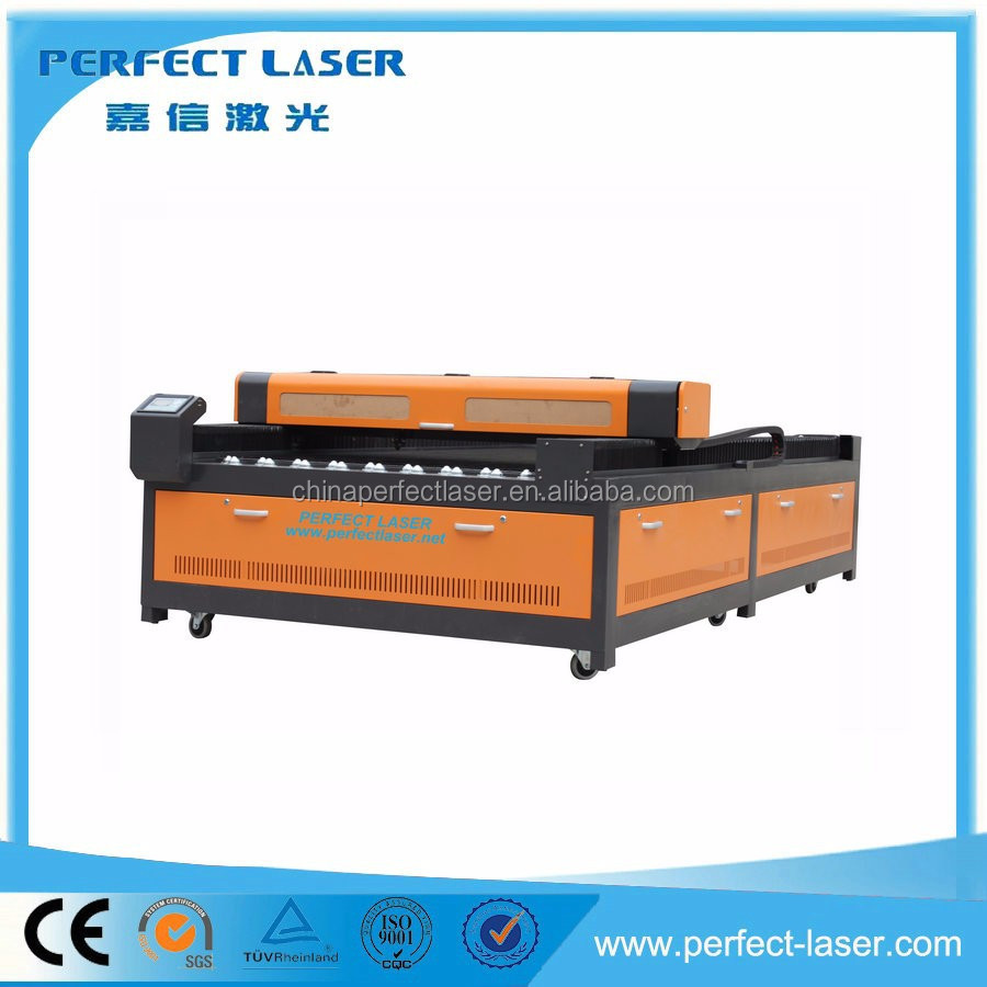 PerfectLaser 175W PEDK-130250 laser cutter for Wood / Acrylic /Leather/Jeans/Fabric/Textile cutting