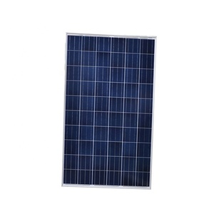 China made new design 270w 24v poly solar panel for 20kw solar panel system
