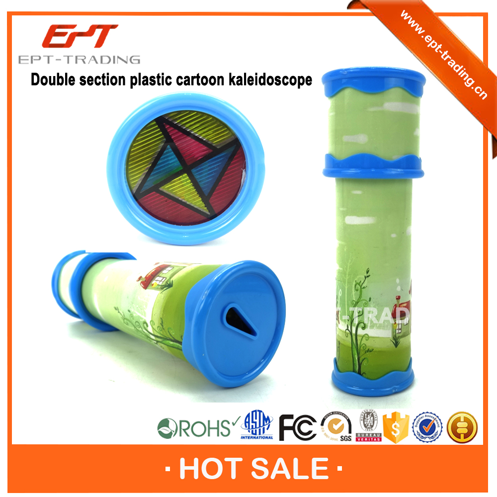 Top sale cartoon mini toy kaleidoscope