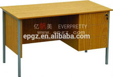 Wooden Teacher Table with Drawer/Long Teacher Desk