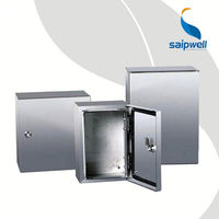 Saip/Saipwell CE Certificated 600*400*200 Electric electricity meter enclosure