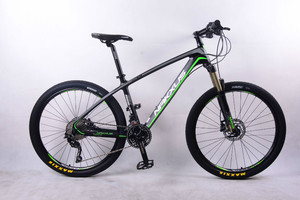 "26"" 30 speed Carbon fiber mountain bike bicycle"