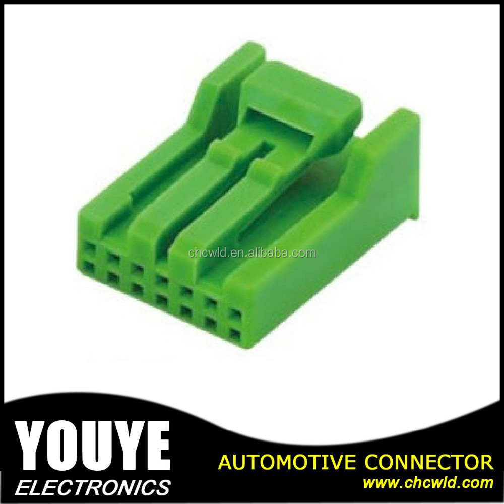 14Pin 1.2 pitch plastic female/male automotive connector YY7071-1.2-21
