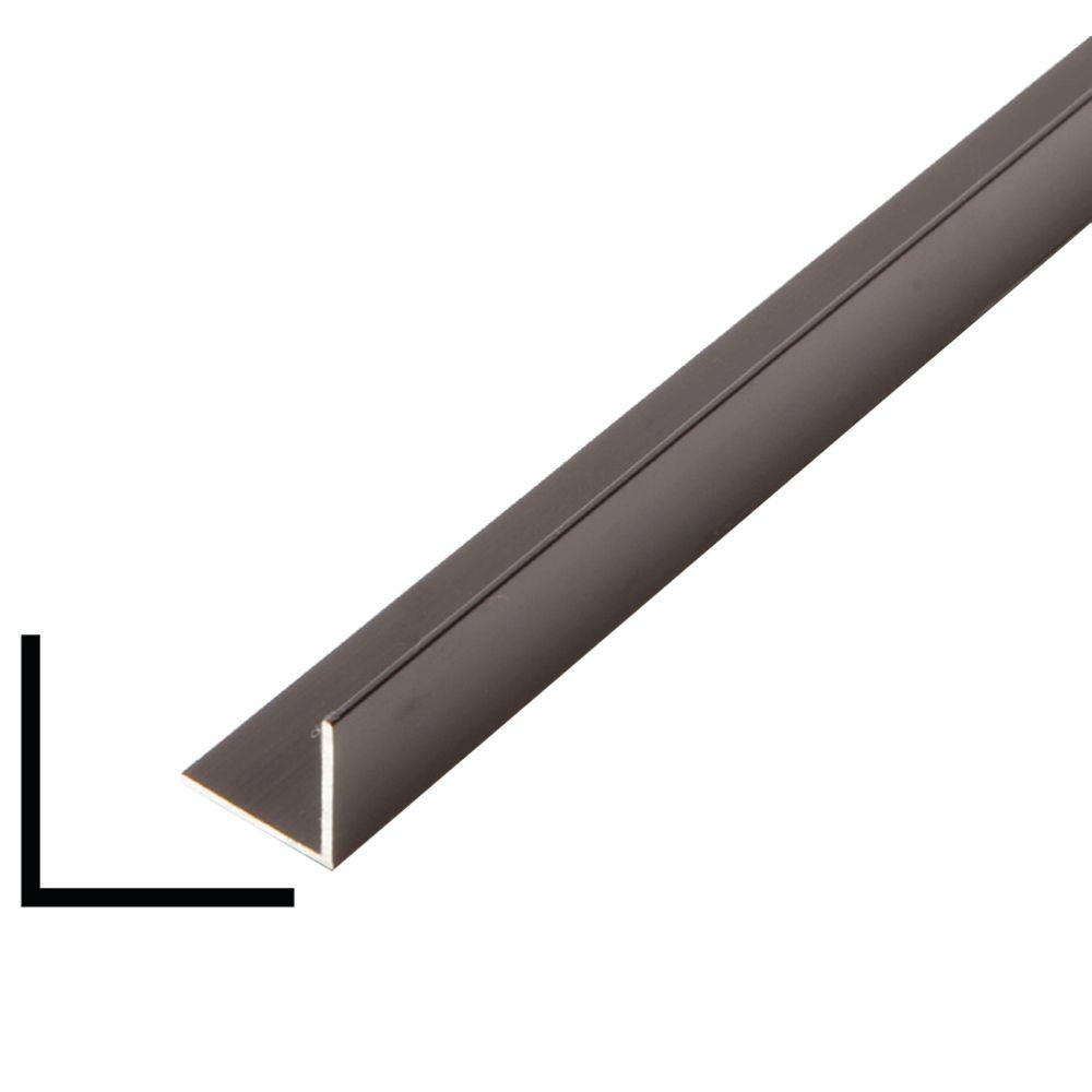 L Shaped Metal Aluminum Angle Extrusion Profile