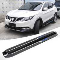 Wholesale & Resale Factory SWAY Auto Running Board Qashqai Side Step Bar Modified Parts