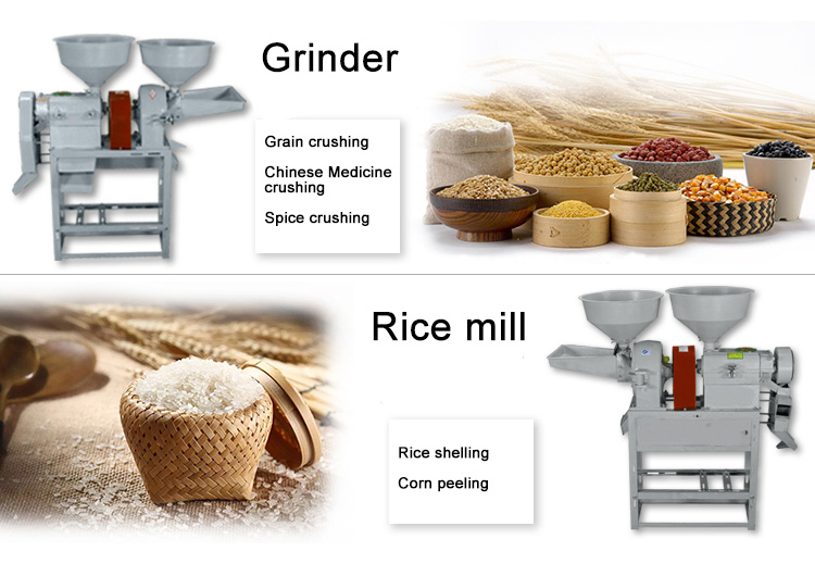 Rice paddy separator mill with best quality