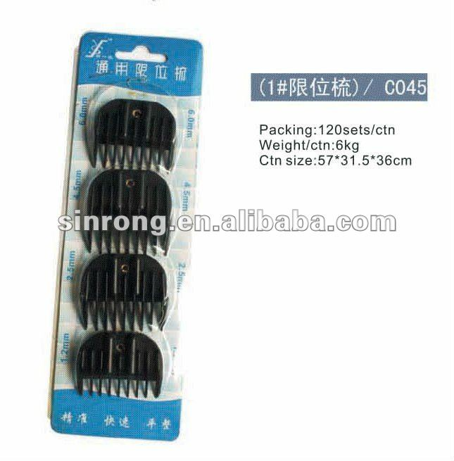 Newest professional hair clipper&trimmer sets C045