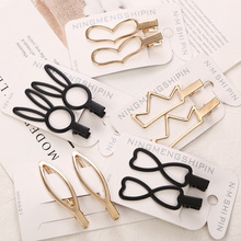 Eend Tanden Bows Hair Clips Hair Grip Crocodile Accessoires Haarspelden Chic Styling Claw <span class=keywords><strong>Haar</strong></span> Haarspeldjes Makeover Pinch <span class=keywords><strong>Clip</strong></span>