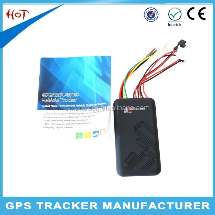 Gps based train tracking