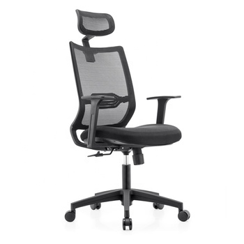 modern luxury executive office chair mesh fabric swivel office chair furniture