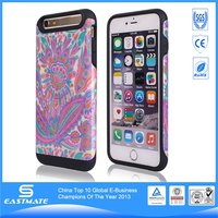 Alibaba China designer fashionable diy bumper case for iphone 6+ try different combina
