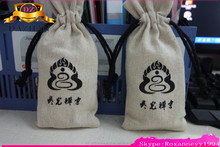 High Quality Natural Linen Sachets Lavender Bags/Linen Bag