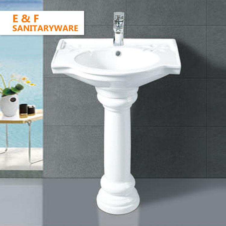 New Bathroom Ceramic Toilet Sink Wash