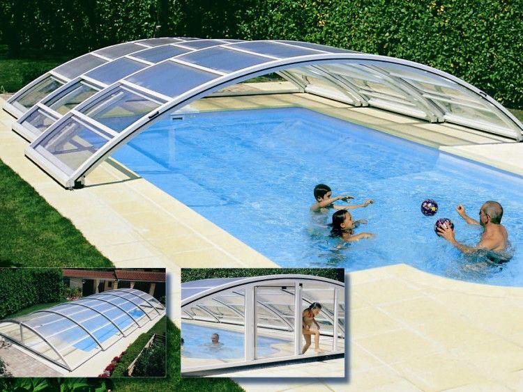 Xinhai l mina de policarbonato cubierta para piscina techo retr ctil l minas protectoras de sol - Techo piscina cubierta ...