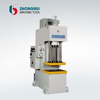 C Frame Type Hydraulic Press For Bearing Bushings - Buy 25t C Frame ...