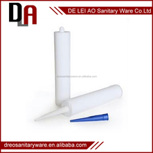 High quality HDPE silicone sealant empty cartridge