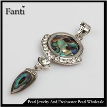 Sea shell pendant wholesale pendants suppliers alibaba aloadofball Image collections