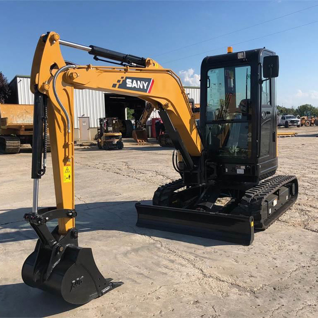 Brand New Sany Sy35u Mini Excavator For Sale Malaysia - Buy Remote Control  Excavator tree Shear For Excavator Hydraulic Excavator mini Excavator Log