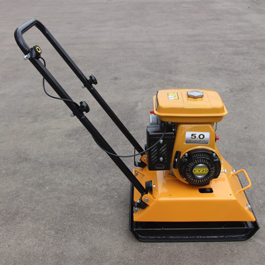 Robin Engine Gasoline Vibrator Compactor For Construction Machine C90