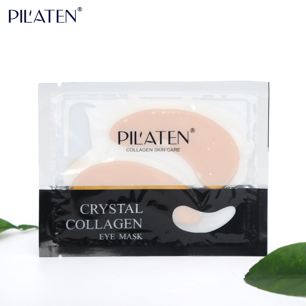 Pilaten remove dark circle remove eye bags Crystal Collagen 24K gold eye mask