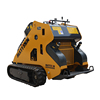 MATTSON ML525 MINI SKID STEER LOADER INC 4 IN 1 BUCKET ATTACHMENTS FOR AUSTRALIA