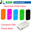 power bank 5200mAh for car,laptop mobile battery power pack