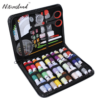 Wholesale hot selling sewing kit travel home leather sewing kit set