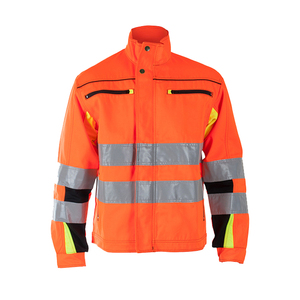 Waterproof Hi Vis Visibility Workwear Uniform