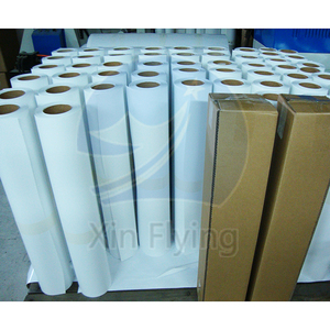 China Factory Transfer rate with 95% Sublimation Printer Paper Roll pre printed transfers paper