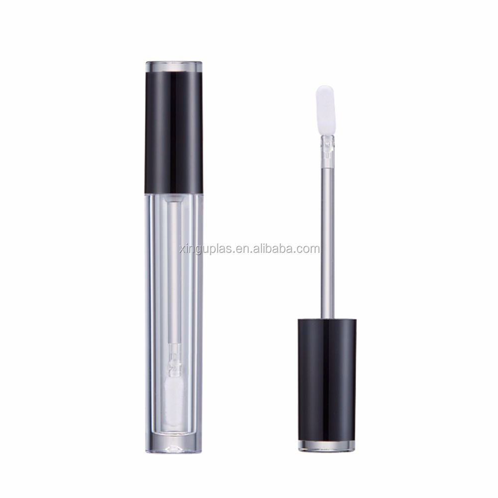 unique lip gloss tube, clear lipgloss tube