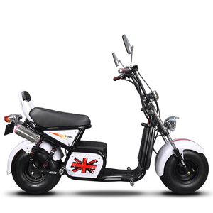 60v 20ah Fat Tire Electric Scooter road adult two wheel 1000w citycoco fat tire electric scooter