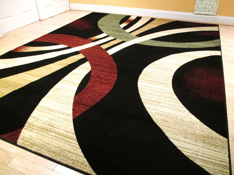 Area Rug Contemporary 5x8 Modern Beige Fl Rugs 5x7 Por 2016 Design Carpet