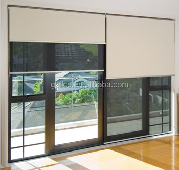 Factory Manufacturer Sell Motorized Waterproof Roller Blinds Price