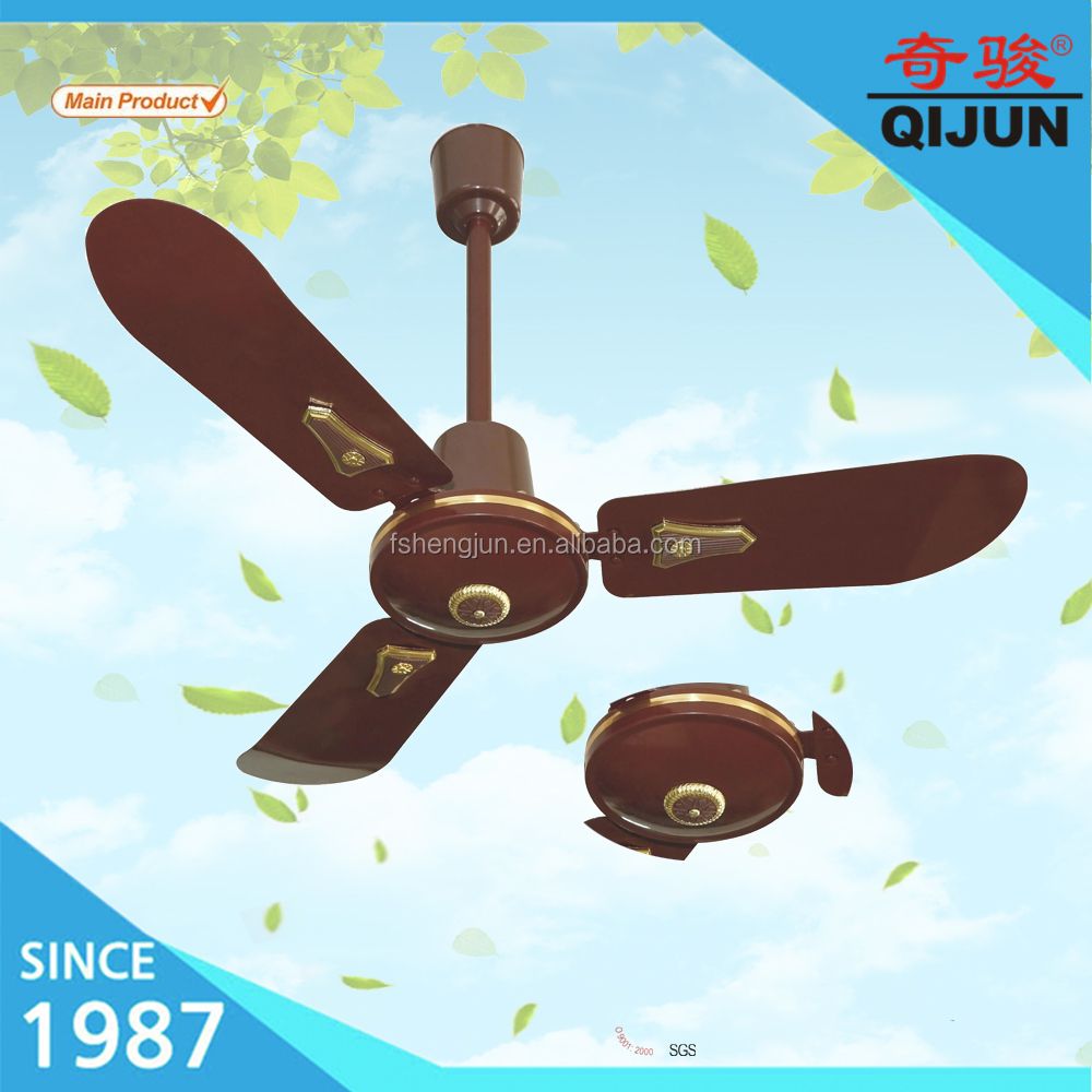Energy saving 65 W power of 36 inch industrial ceiling fan