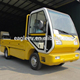 Electric utility truck, 2000kgs loading weight, closed cab, EG6042H