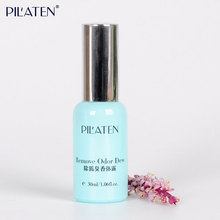 Pilaten hircus removal liquid with durable effect and natural aroma