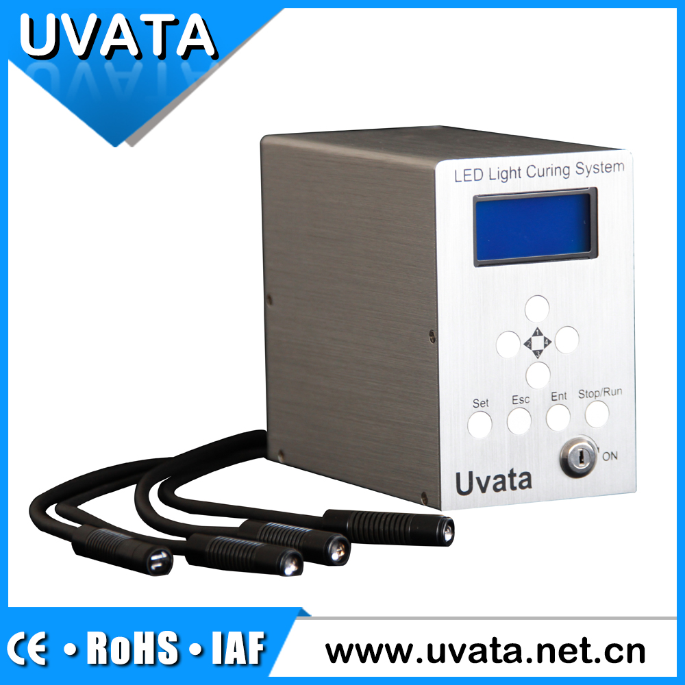 UV LED cooled light source for FDD adhesion, UPS311