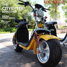 RUNSCOOTERS CEE COC halley grande grasso ruote electric city coco moto