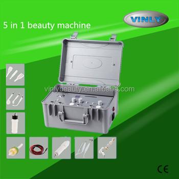 portable galvanic machine