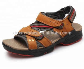 d75b76aa7f46ba Men Summer Handmade Pure Leather Sandals - Buy Mens Leather ...