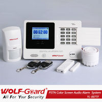 Pstn Alarm System With English User's Manual (yl-007zx)