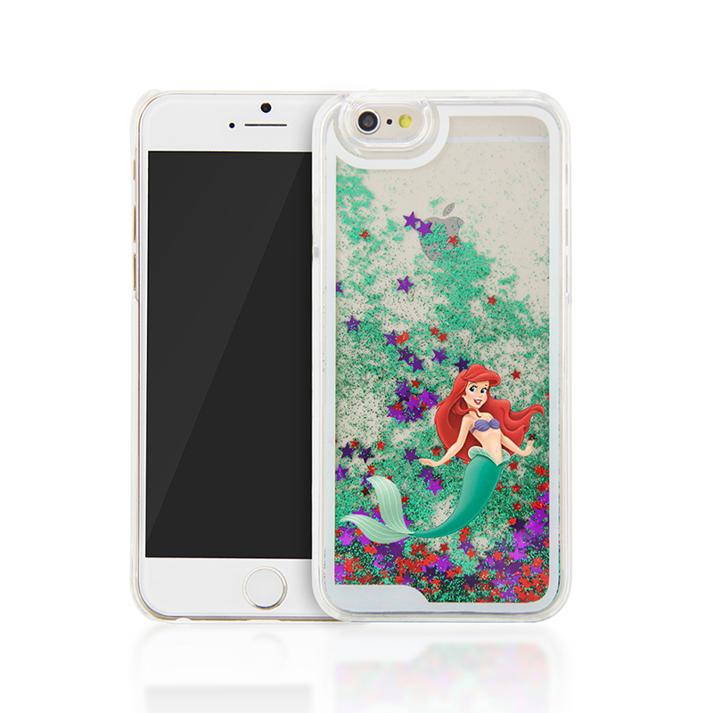 Little Mermaid Iphone S Plus Case