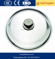 3mm bronze G type square tempered glass lid for cookware from China factory