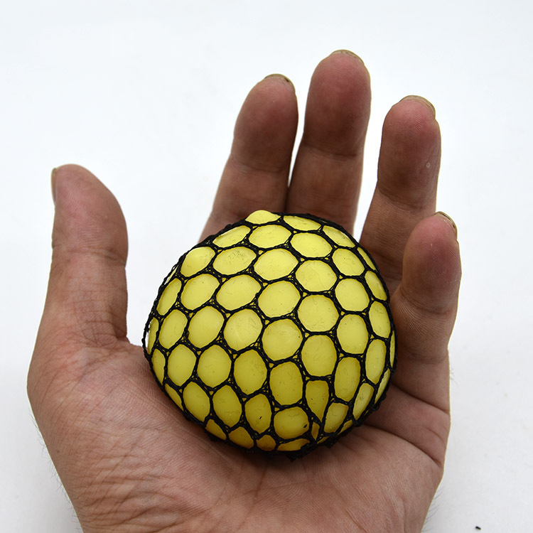 Mesh Squishy <strong>Ball</strong> soft grape stress squishy <strong>ball</strong>