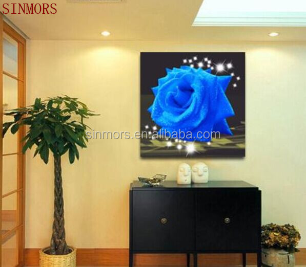 Flower Paintings Acrylic, Flower Paintings Acrylic Suppliers and ...