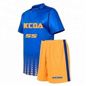 129fee9f4f2 Sublimation high quality soccer team cheap unisex coolmax uniform football  jersey