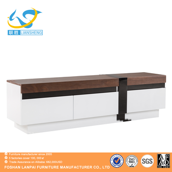 European American Style Modern Lcd Tv Stand Furniture