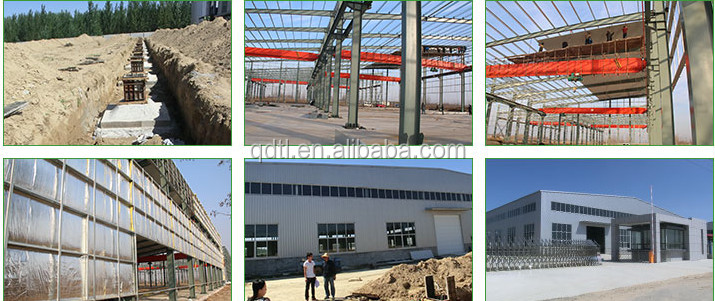 Prefab steel structure metal roof warehouse shed agricultural building